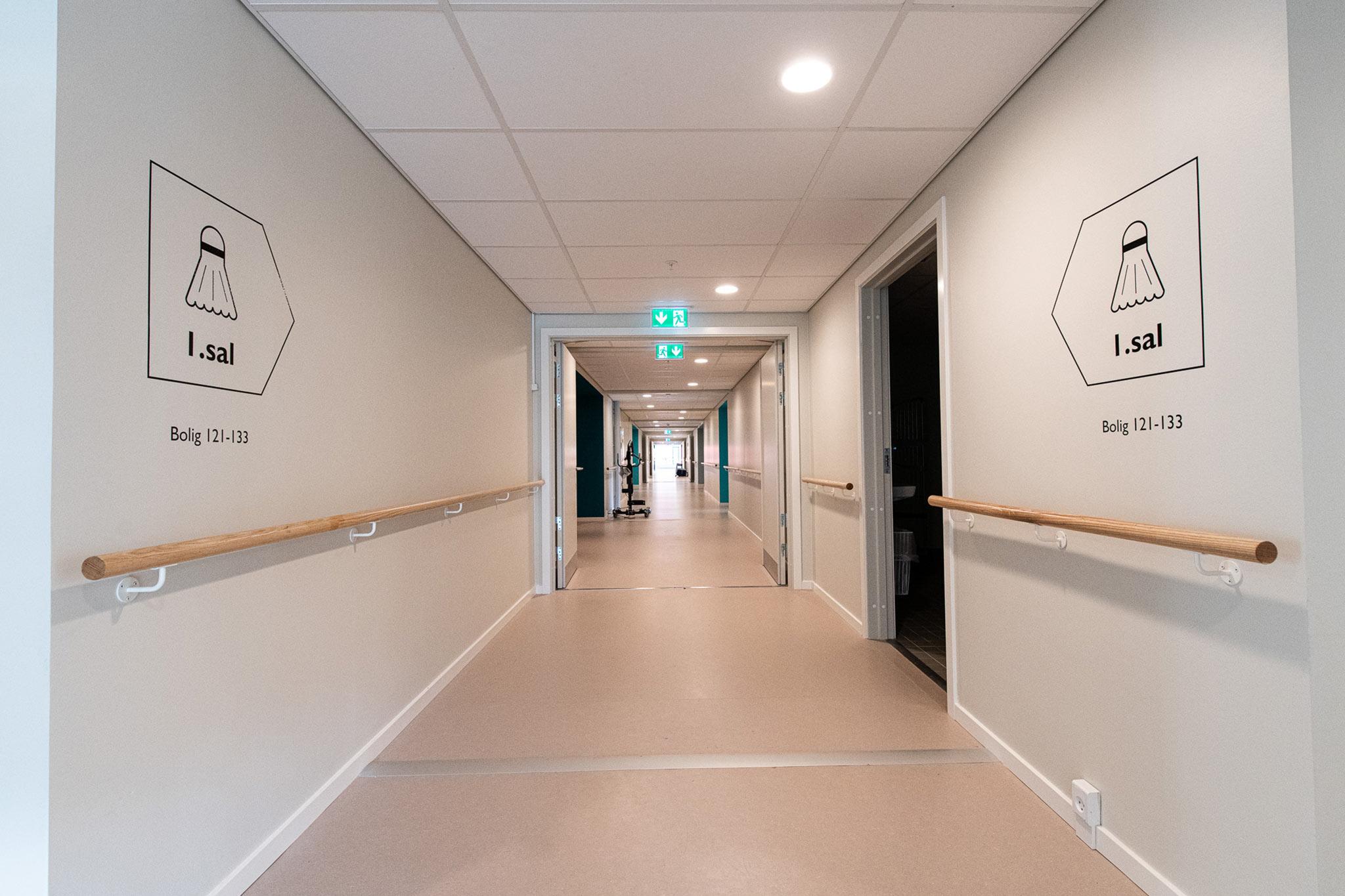 Care and nursing homes