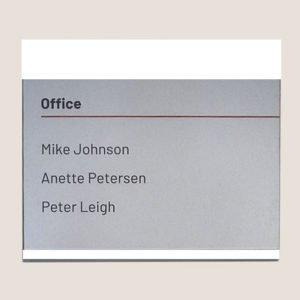 Paperflex A3 landskab-hvid