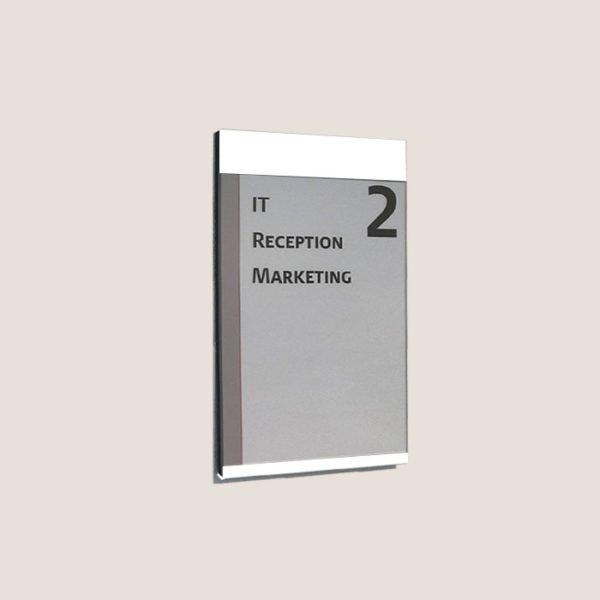 Paperflex A4 hvidmalet